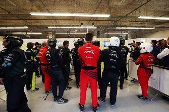 Garaje de Aston Martin Racing