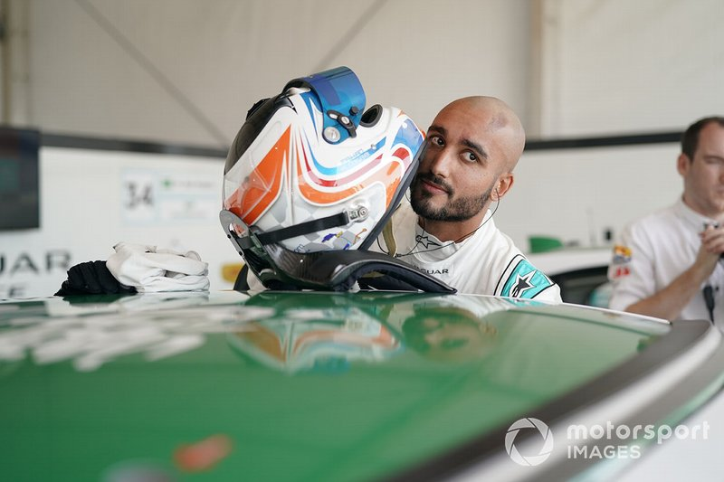 Fahad Algosaibi, Saudi Racing in the garage