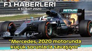 4 Şubat F1 Haberleri