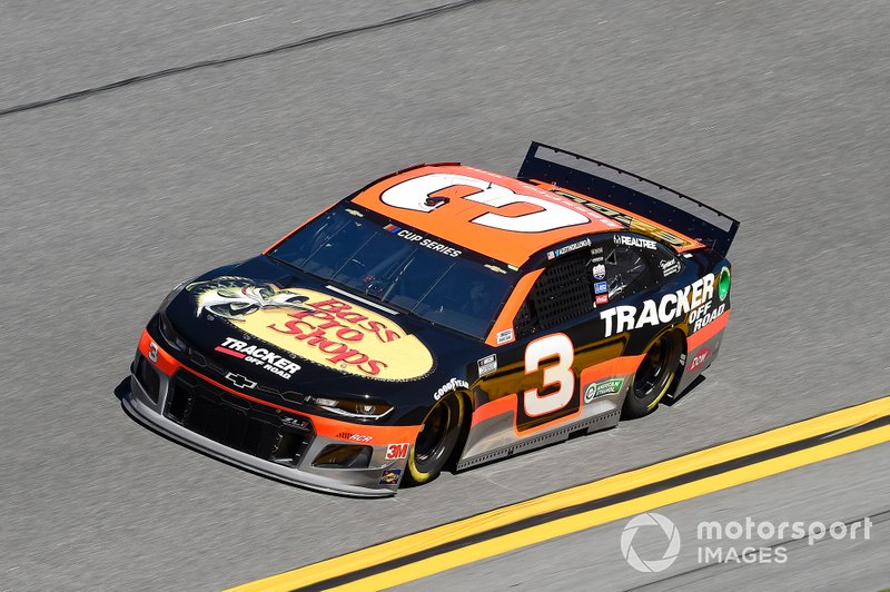 13. Austin Dillon, Richard Childress Racing, Chevrolet Camaro Bass Pro Shops/Tracker OffRoad