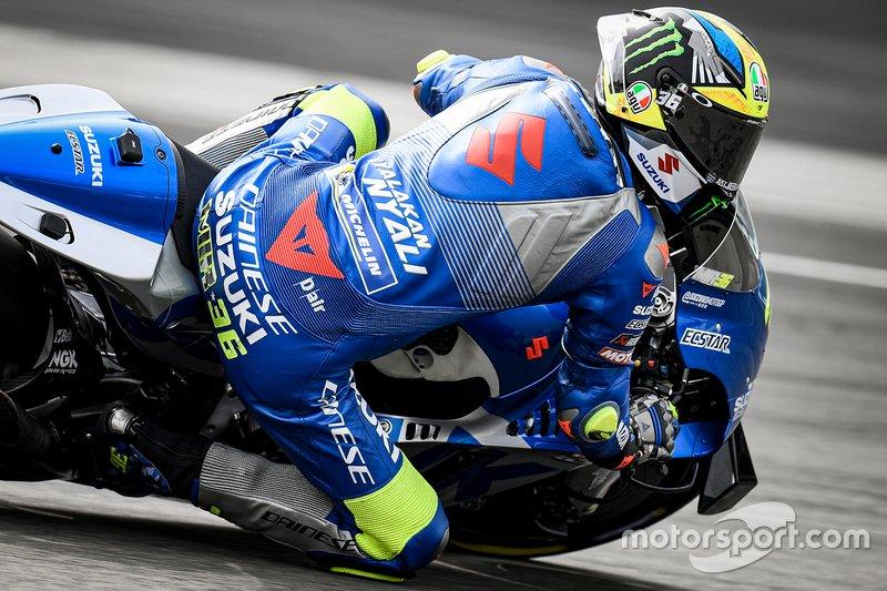 11º Joan Mir, Team Suzuki MotoGP - 1:58.731