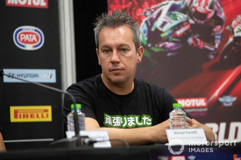 Manuel Puccetti, Puccetti Racing