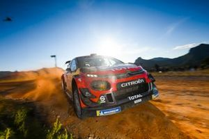 Эсапекка Лаппи и Янне Ферм, Citroen Total WRT, Citroen C3 WRC