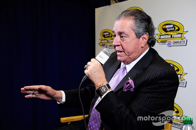 Felix Sabates, Co-owner, Chip Ganassi Racing