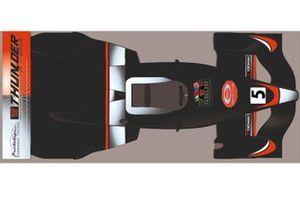 Rendering Zero Racing