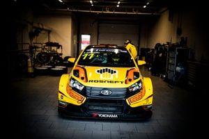 # 11 Кирилл Ладыгин, Lada Sport Rosneft, Lada Vesta TCR