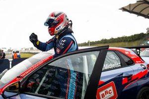 Победитель Норберт Михелис, BRC Hyundai N Squadra Corse, Hyundai i30 N TCR