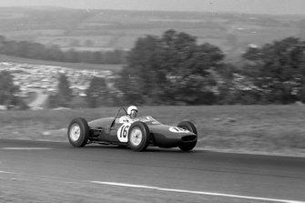 Peter Ryan, Lotus 18/21 Climax, al GP degli Stati Uniti del 1961