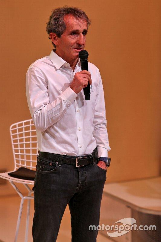 Alain Prost, Renault F1 Team Non-Executive Director