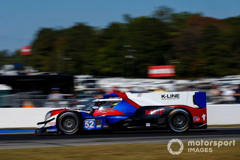 #52 PR1 Mathiasen Motorsports ORECA 07: Matthew McMurry, Dalton Kellett, Gabriel Aubry