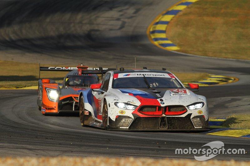 #25 BMW Team RLL BMW M8 GTE: Tom Blomqvist, Connor De Phillippi, Colton Herta