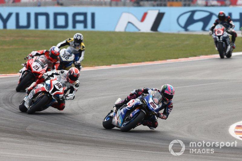 Alex Lowes, Pata Yamaha, Tom Sykes, BMW Motorrad WorldSBK Team