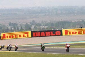 Michael Ruben Rinaldi, Barni Racing Team, Leon Haslam, Kawasaki Racing Team