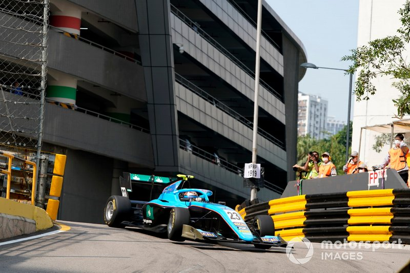 #23 Hon Chio Leong, Jenzer Motorsport
