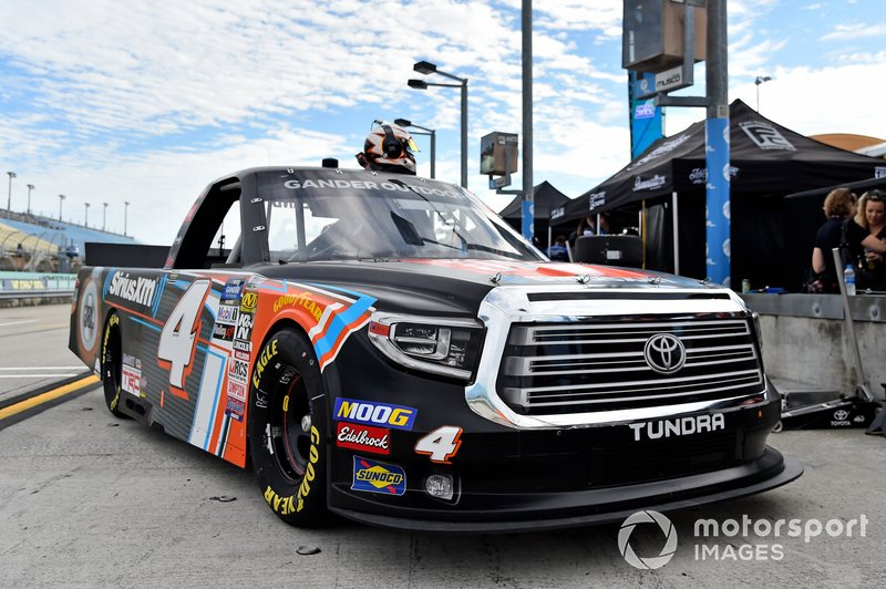 NASCAR Gander Outdoors Truck Series, fabricantes: Toyota