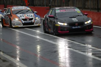 Chris Smiley, BTC Honda Civic