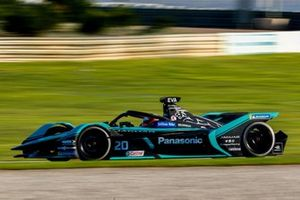 Митч Эванс, Panasonic Jaguar Racing, Jaguar I-Type 4