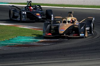 Antonio Felix da Costa, DS Techeetah, DS E-Tense FE20, Sébastien Buemi, Nissan e.Dams, Nissan IMO2
