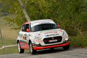 Poggio e Briano, Suzuki Swift, Alma Racing