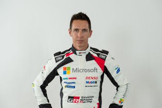 Julien Ingrassia, Toyota Racing