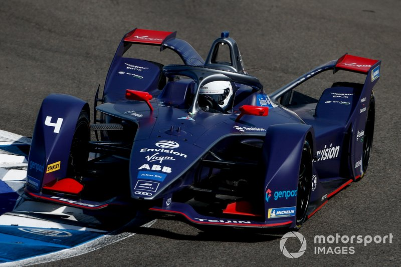 Alice Powell, Rookie Test Driver per Envision Virgin Racing, Audi e-tron FE06