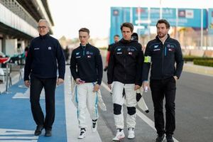 Jake Hughes, Rookie Test Driver per Mercedes Benz EQ, Daniel Juncadella, Rookie Test Driver per Mercedes Benz EQ