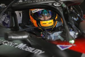 Mitsunori Takaboshi, Rookie Test Driver for Nissan e.Dams, Nissan IMO2