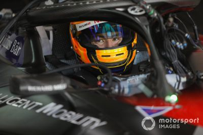 Formel-E-Rookie-Test in Marrakesch
