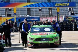 John Hunter Nemechek, Front Row Motorsports, Ford Mustang Speedy Cash