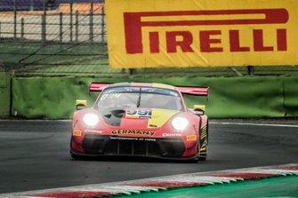 #991 DEU Herberth Motorsport Porsche 911 GT3 R: Steffen Görig, Alfred Renauer