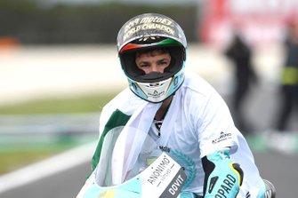 Lorenzo Dalla Porta, Leopard Racing, vainqueur devant Marcos Ramirez, Leopard Racing