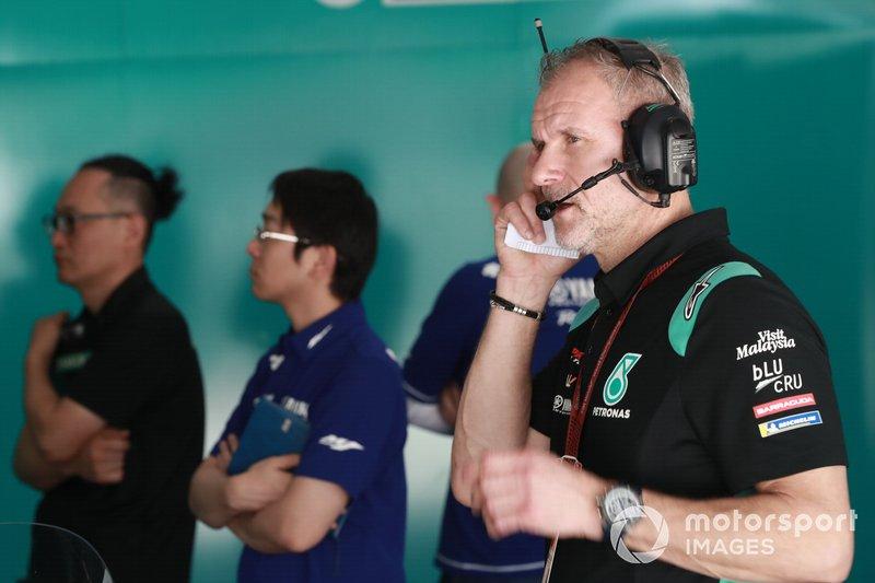 Вилко Зиленберг, Petronas Yamaha SRT