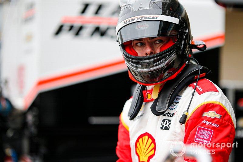Скотт Маклафлин, Team Penske Chevrolet