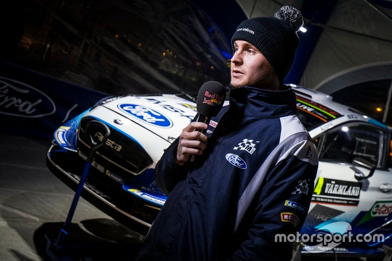 Эсапекка Лаппи, M-Sport Ford WRT, Ford Fiesta WRC
