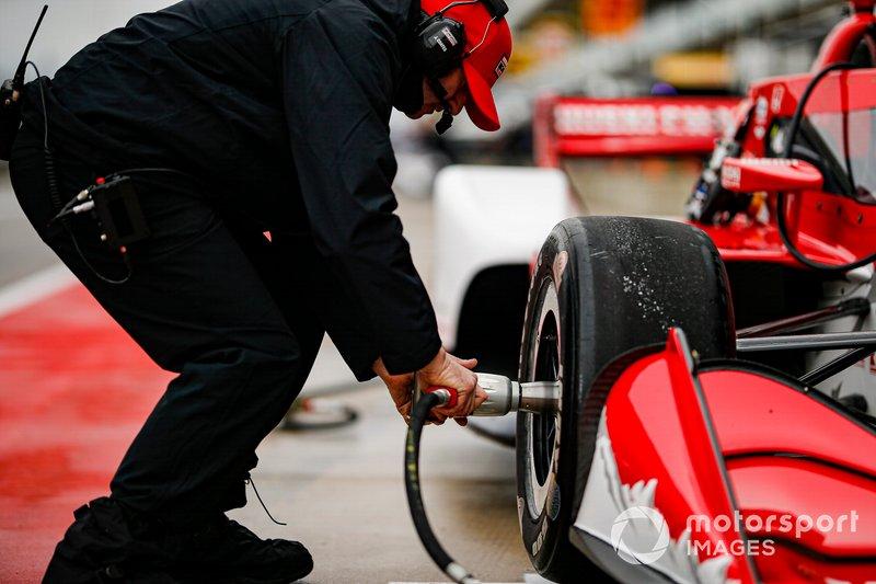 Маркус Эрикссон, Chip Ganassi Racing Honda
