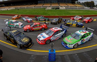 Supercars retro round liveries