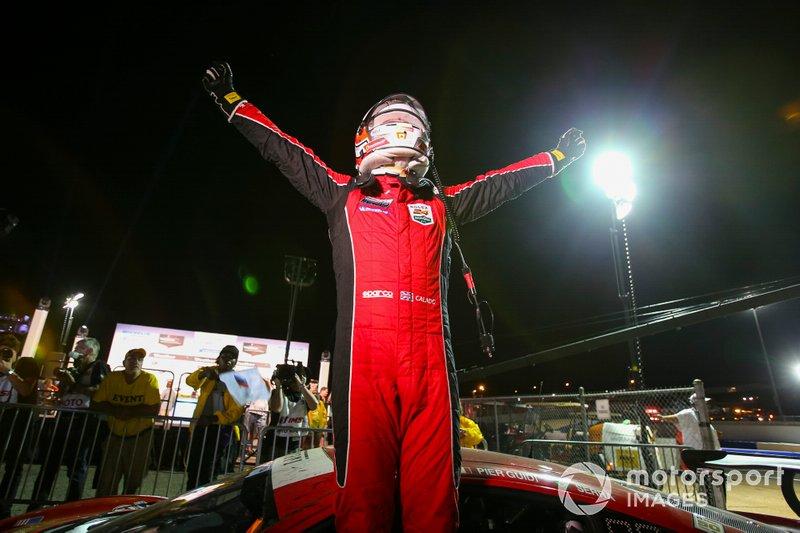 #62 Risi Competizione Ferrari 488 GTE, GTLM: James Calado, Alessandro Pier Guidi, Daniel Serra