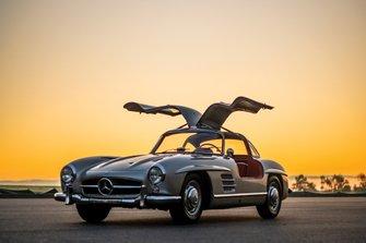 1956 Mercedes-Benz 300 SL Gullwing Remi Dargegen
