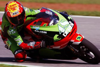 Jorge Lorenzo, Caja Madrid Derbi Racing, Moto3 2002, 125cc: Rio