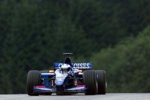 Jean Alesi, Prost AP03 Peugeot