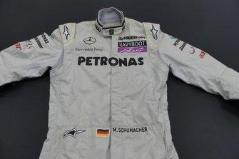 Alpinestars mfire suit of Michael Schumacher