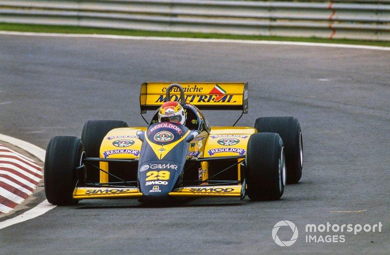 Pierluigi Martini - Minardi