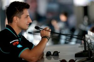 Mitch Evans, Jaguar Racing, during a press conference