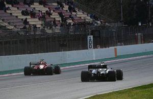 Charles Leclerc, Ferrari SF1000, passes Charles Leclerc, Ferrari SF1000