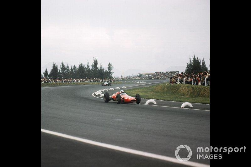 Lorenzo Bandini, Ferrari 156