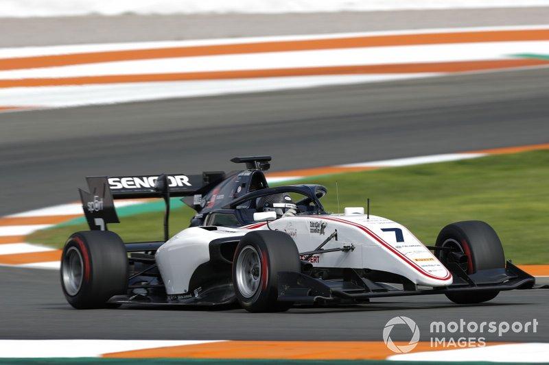 Alexander Smolyar, Sauber Junior Team by Charouz