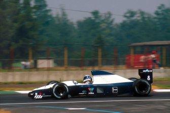 Giovanna Amati, Brabham BT60B Judd