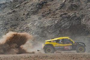 Хань Вэй и Ляо Минь, Geely Auto Shell Lubricant Team, 2WD Hanwei Motorsport (№322)