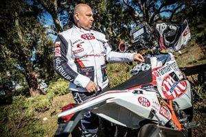 Jacek Czachor, KTM 450 Rally