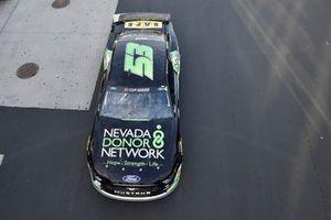 Joey Gase, Rick Ware Racing, Ford Mustang Nevada Donor Network